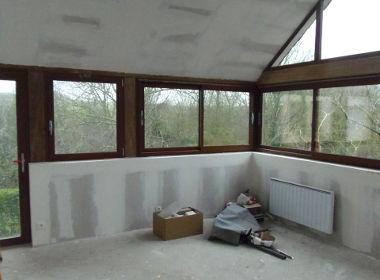 Pose de tout type de menuiserie et fenêtres de toit