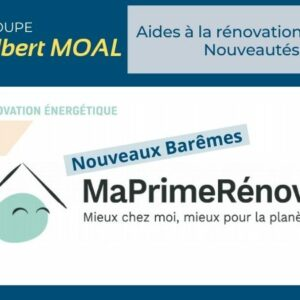 MaPrimRénov' une aide pour la rénovation énergétique ouverte à tous